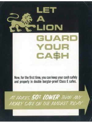 Empire Safe Lion Brochure