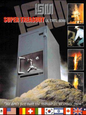 ISM Super Treasury TRTL 30x6