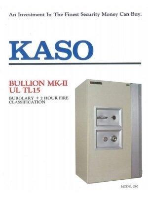 Kaso Bullion TL15