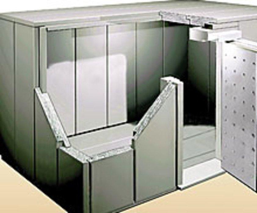 Modular Vault Rooms