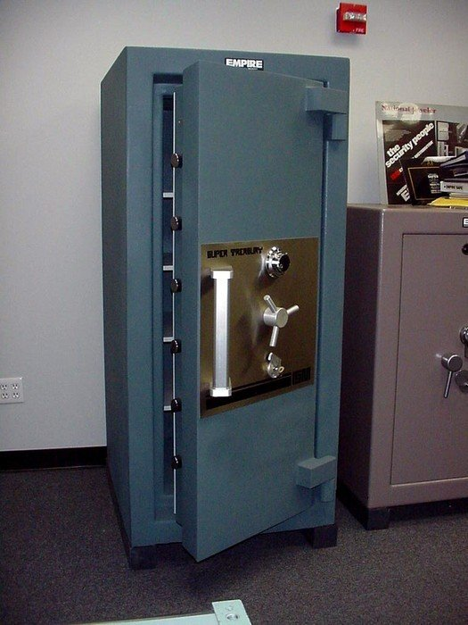 Ism Super Treasury Trtl 30x6 Empire Safe