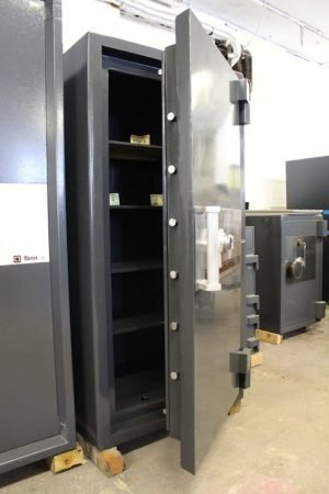 used 6428 ism jewelers trtl15x6 safe 3