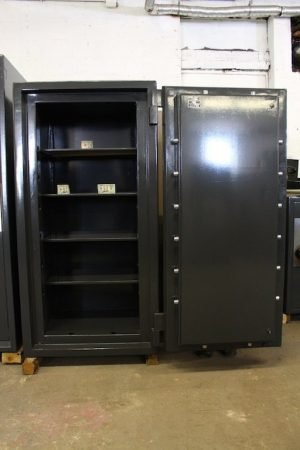 used 6428 ism jewelers trtl15x6 safe 5